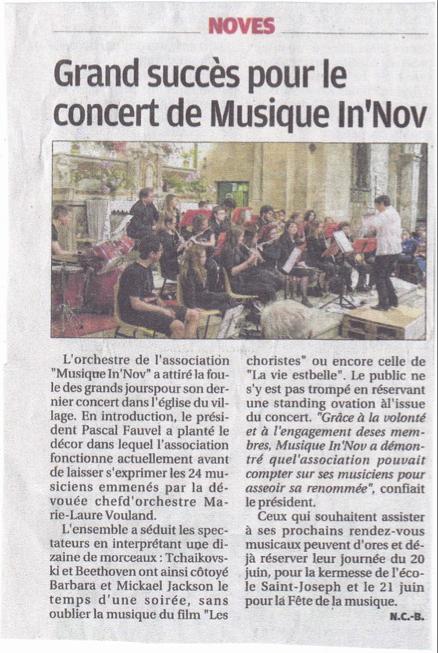 concert orchestre 18/04/2015